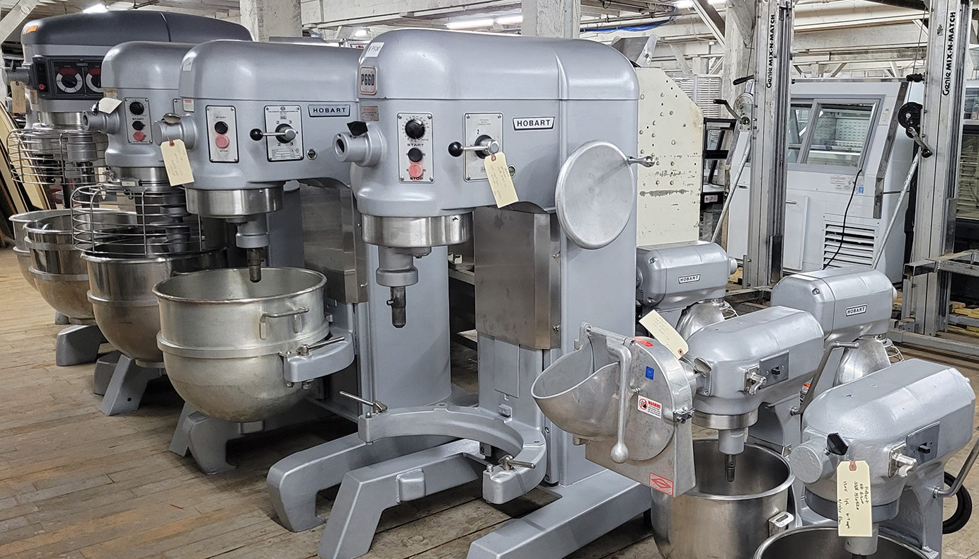 used commercial mixers for sale