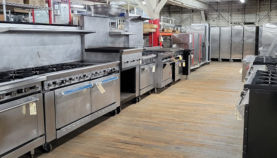 used ranges and stoves for sale